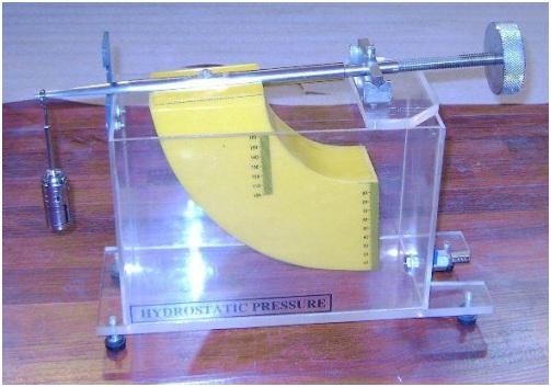 دستگاه فشار هیدرواستاتیک